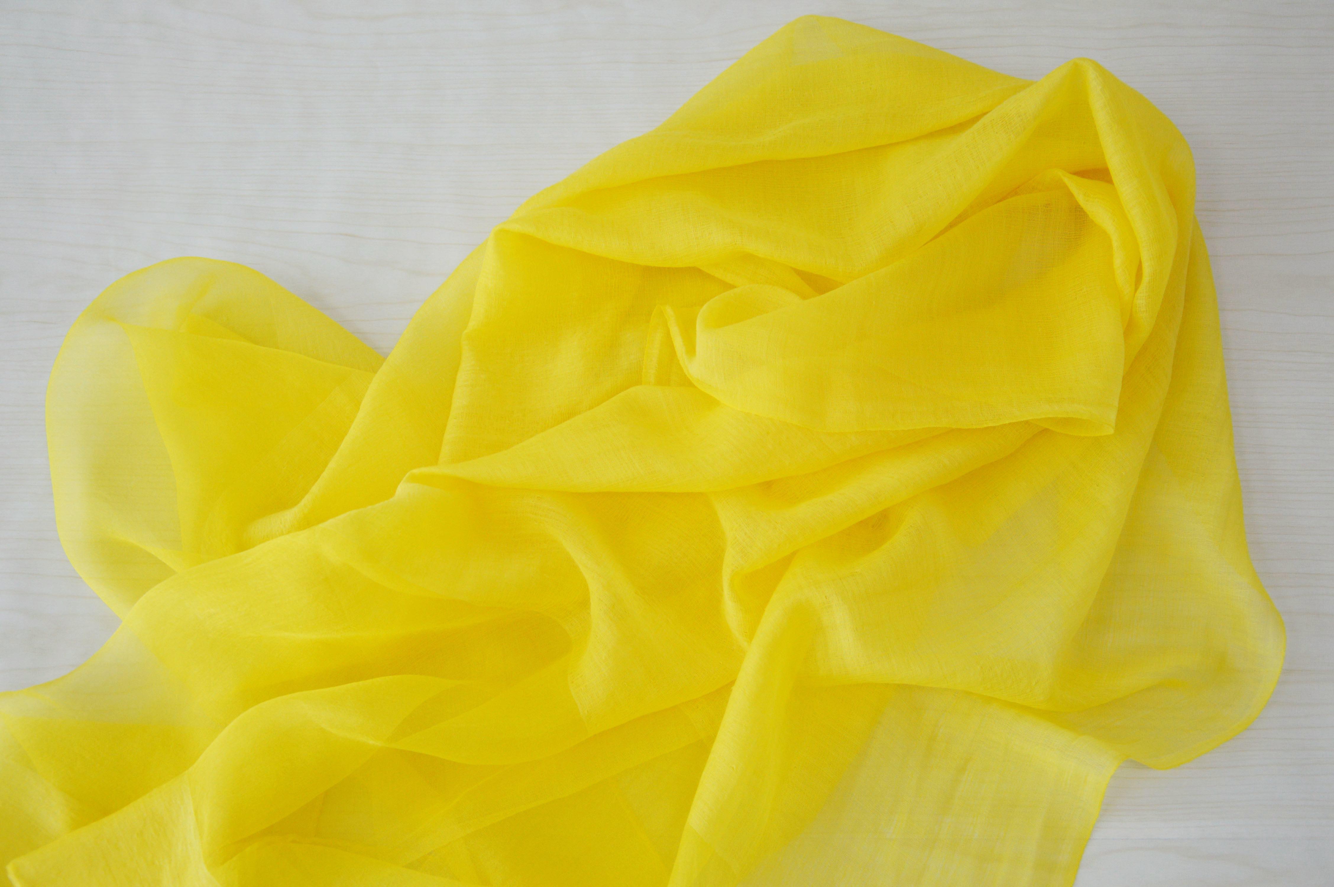 Natural Dye Bright Yellow